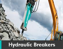 Hydraulic Breaker 1